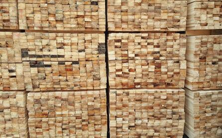 原木加工时如何鉴别原木的质量