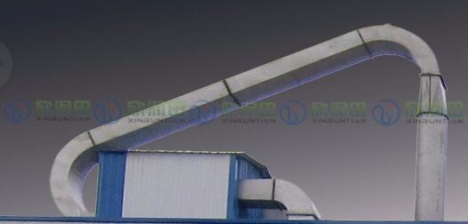 淀粉气流干燥机常见的故障及解决办法