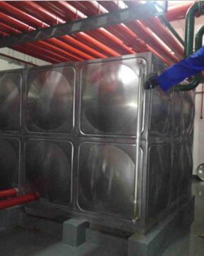承压水箱凭借哪些优势获得市场肯定