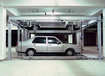 机械车位的两种分类方式