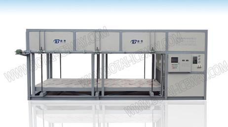 制冰机厂家介绍:片冰机的应用
