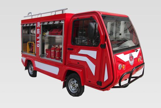 电动消防车行业发展迅速的原因是什么
