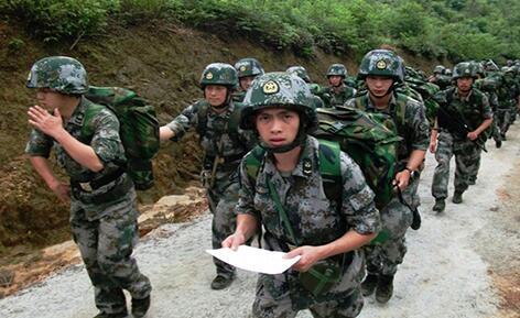 军事拓展训练的三大主要特点