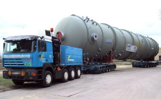 大件运输业务公司运送时怎么做好安全作业