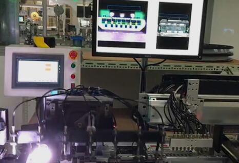 在线AOI光學檢測能够检测哪些参数