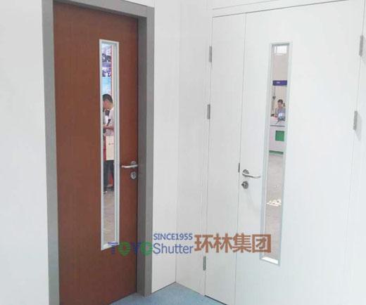 使用医疗钢质门的注意事项