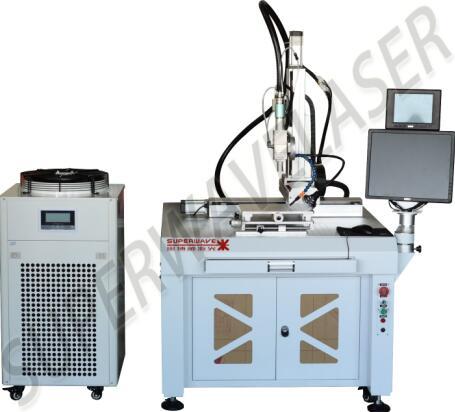 保温杯激光焊接机的清洗技术优势