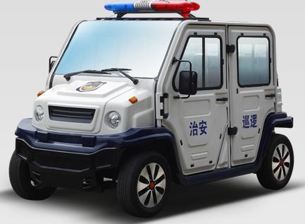 电动警用车未来的发展趋势如何