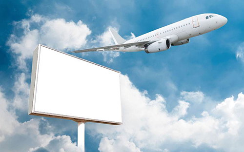 为什么要选择登机牌广告