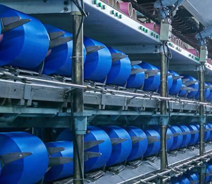 为什么要从专业厂家购买涤纶彩色丝