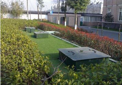 地埋一体化污水处理设备使用过程中有哪些电器控制