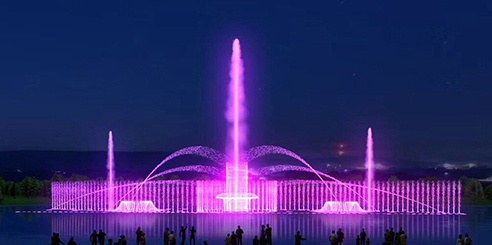 大型喷泉控制有哪些特点