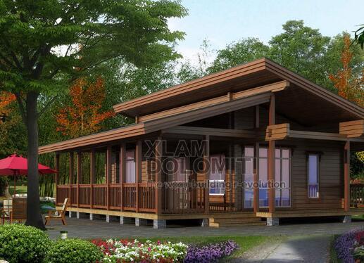 使用木结构建造房屋的3大好处