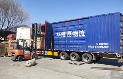 青岛到连云港物流货运公司客户满意度高的原因
