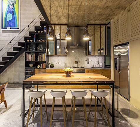 北京家装公司介绍:整体厨房装修要注意什么