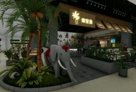 北京餐饮设计公司收费的特点
