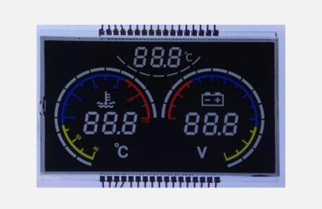 段码LCD开发设计的特点有哪些