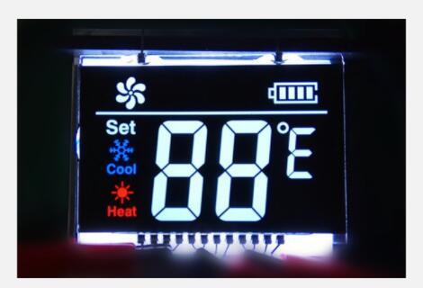 段码LCD开发设计常使用于哪些行业