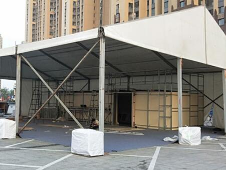 提高篷房建设效果的方法有哪些