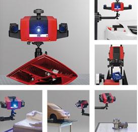 便携式三维扫描仪在汽车制造行业中有哪些作用?