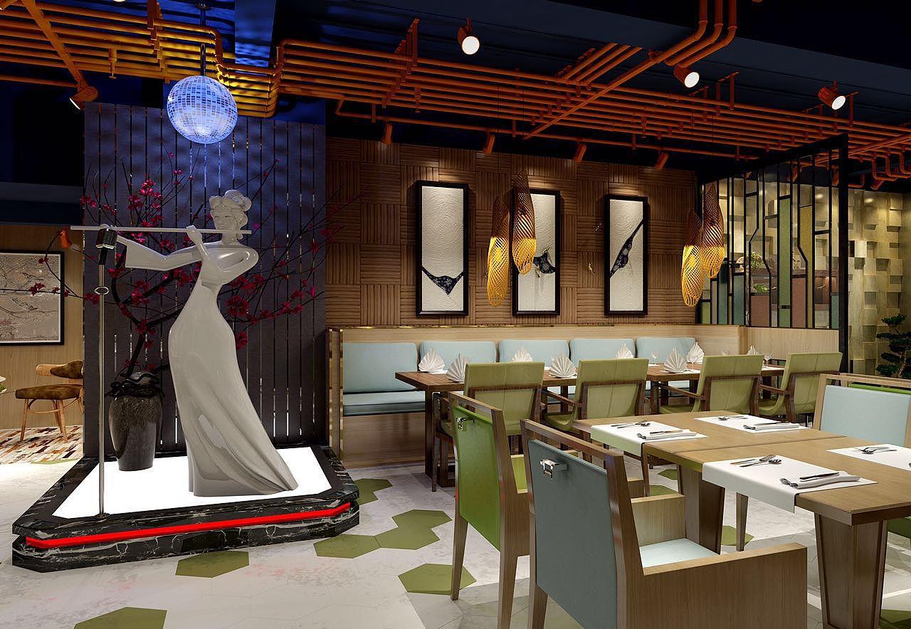 餐饮空间设计需要遵循哪些原则?