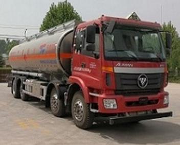 东风油罐车如何做好日常保养?