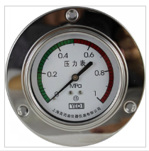 隔膜压力表要检定哪些内容?