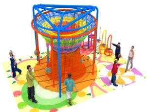 蹦床厂家介绍:如何保证儿童玩蹦床时的安全