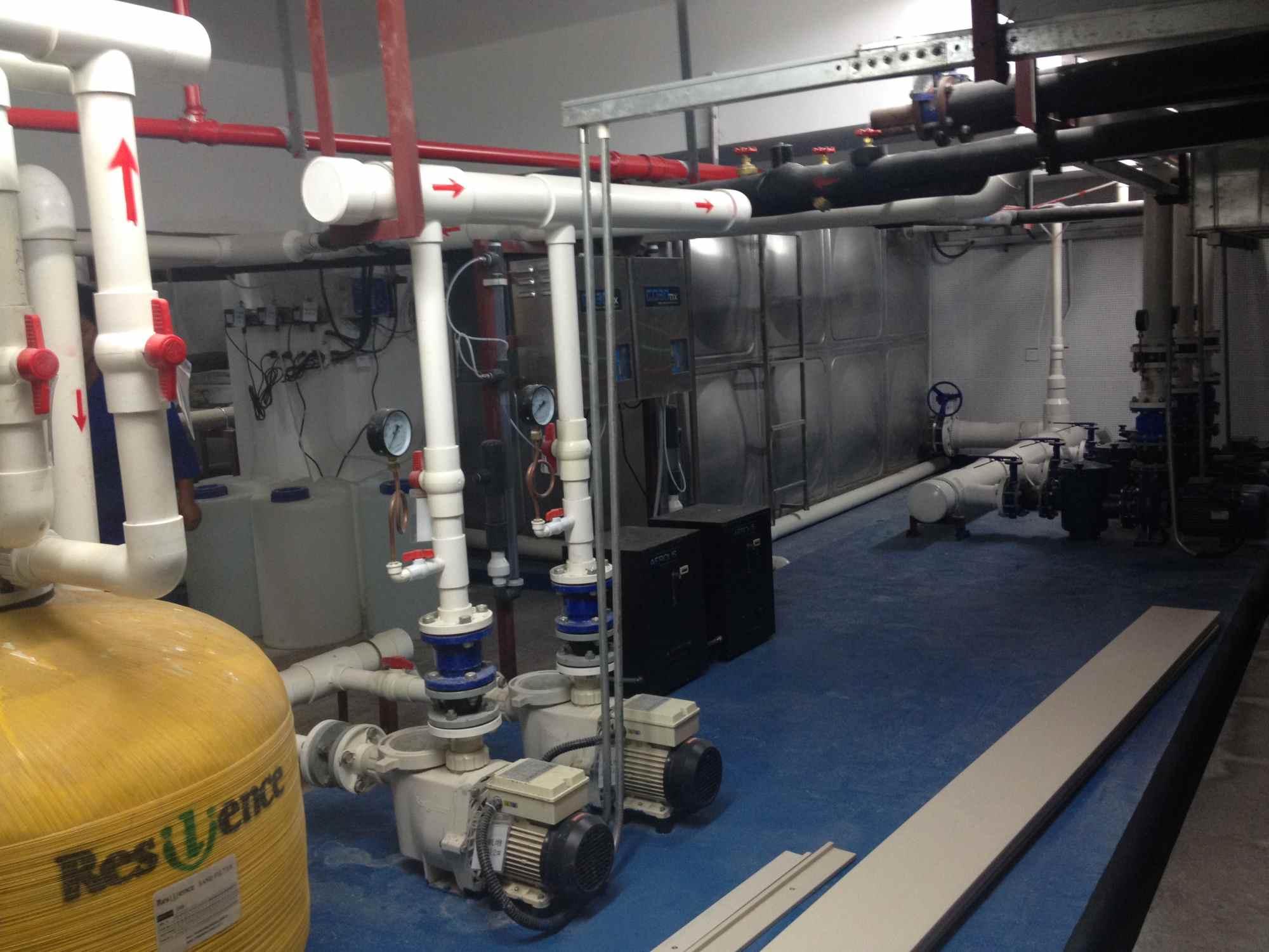 地埋式水箱如何正确的安装?
