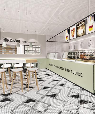 奶茶店设计公司介绍:奶茶店有哪几种设计风格