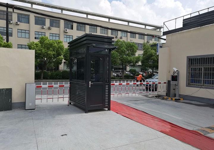 智能停车设备为什么能广泛的使用于停车场?