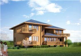 木屋公司建造的木屋有哪些使用优势?