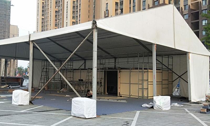 哪些场合可以使用篷房?