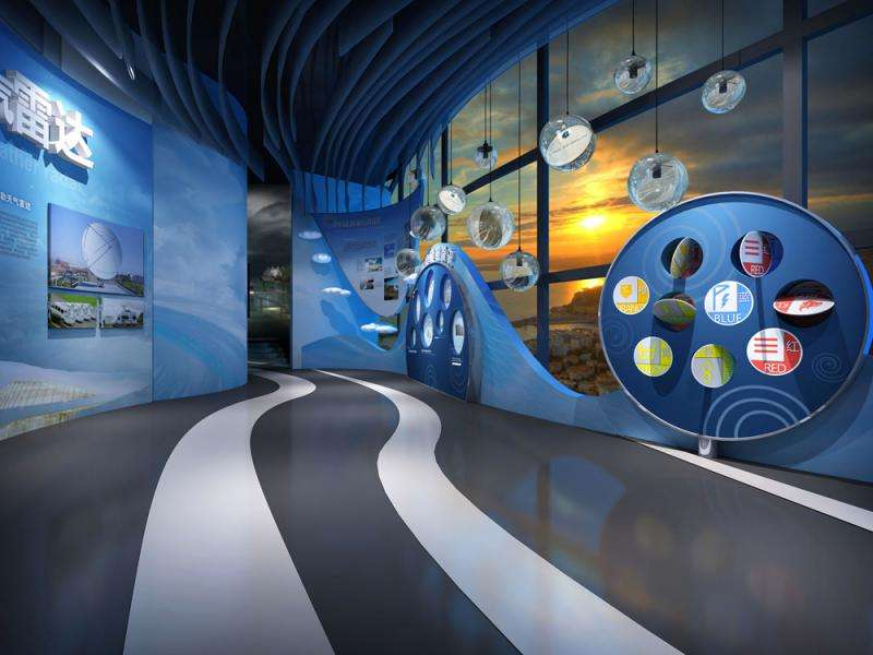科技馆展厅设计具有哪些特点