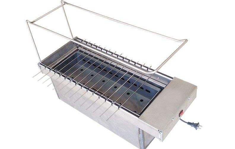 无烟烧烤设备具有哪些特点