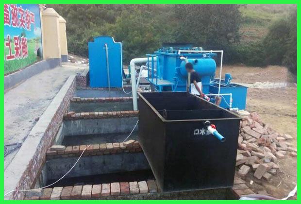 如何挑选工业污水处理设备呢?