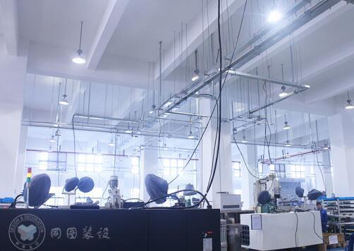 上海廠房裝修的三大優勢