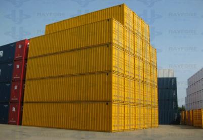 什么样的框架集装箱能受到客户的欢迎