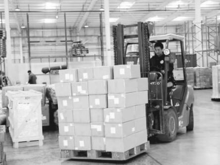 电商仓储自动化系统的组成设备有哪些