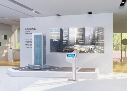 数字多媒体展厅设计的三大特点