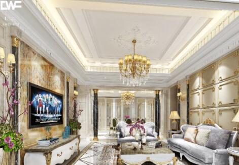 武汉别墅设计公司分享:常见的三种别墅设计风格