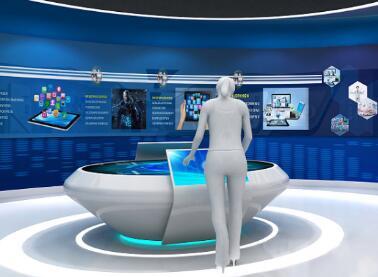 展厅数字设计一体化机构为什么受追捧