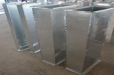 镀锌板风管在使用上有哪些优势