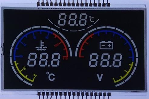 选购段码LCD液晶显示屏有什么方法