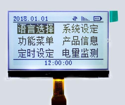 选择点阵LCD液晶显示屏时需考虑的因素