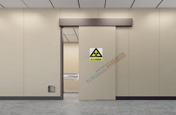 如何保养手术室感应门