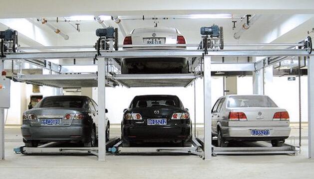 立体车位租赁深受市场欢迎的三大优势