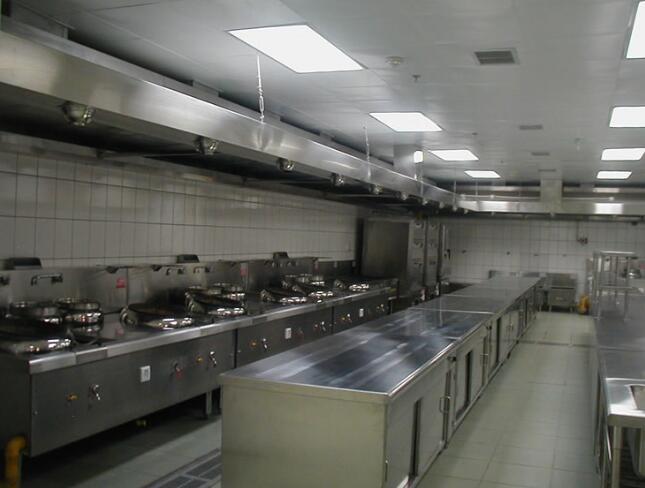 哪些场所需要使用厨房工程