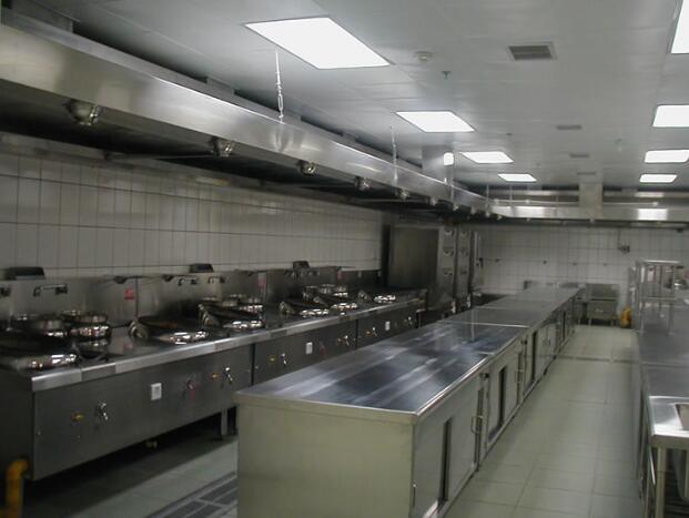 厨房工程中需要注意的几大要点