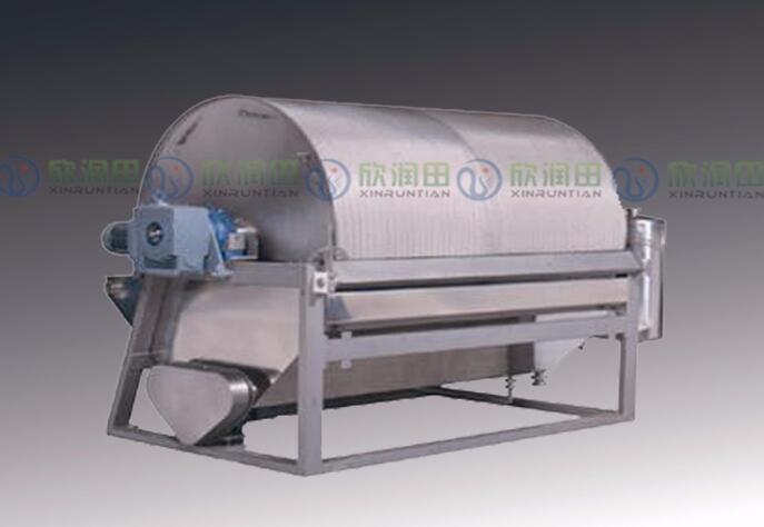 甘薯淀粉设备的结构特征